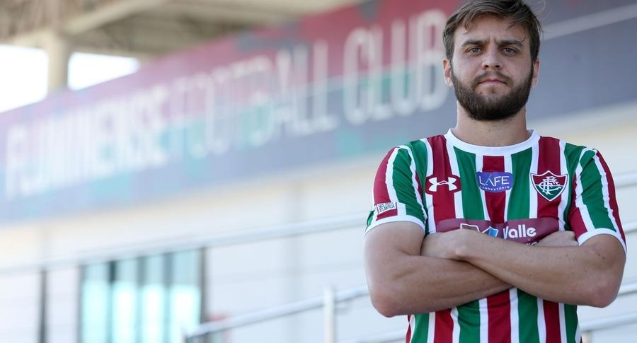 P 225 Gina Inicial Fluminense Football Club