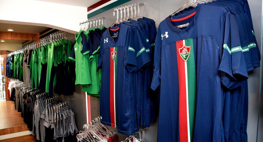 65725b9ba24 Loja Oficial do Fluminense está no Shopping Nova América — Fluminense  Football Club