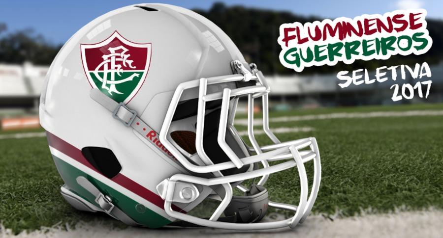 00938733a3c42 Fluminense monta de time de futebol americano e busca novos jogadores —  Fluminense Football Club