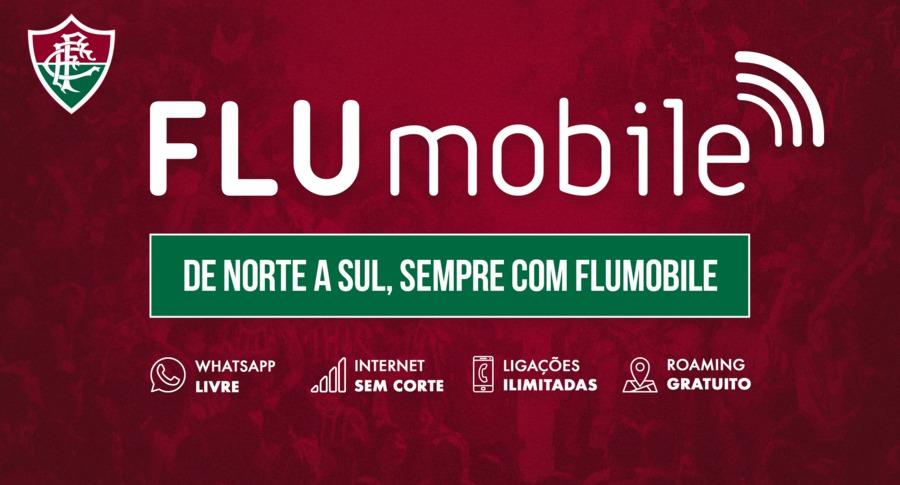 Flumobile site fluminense banner