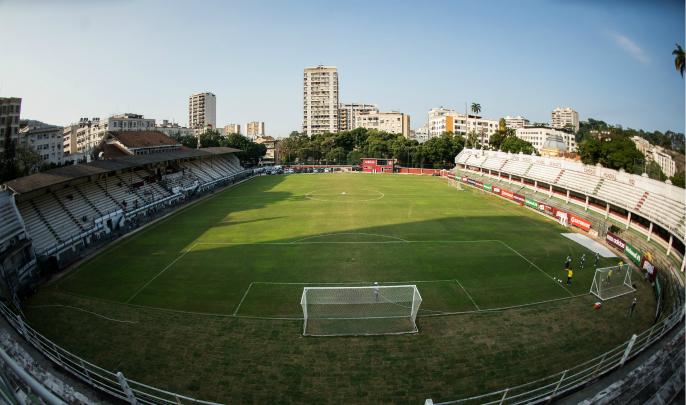 Image result for Estádio das Laranjeiras