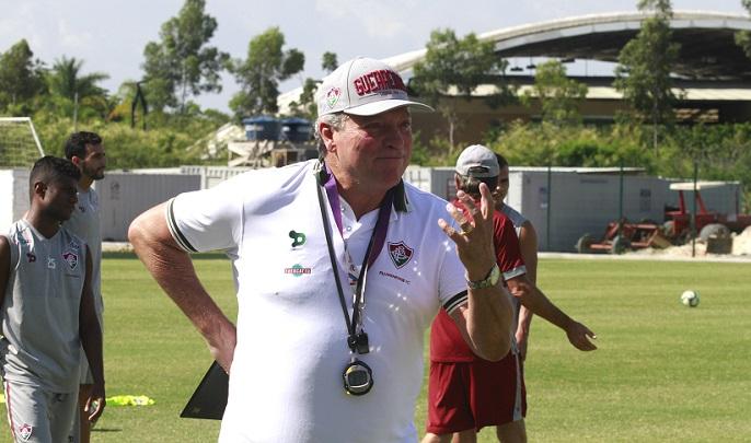 Fluminense: Pela liderança, Abel Braga confirma titulares contra Bangu