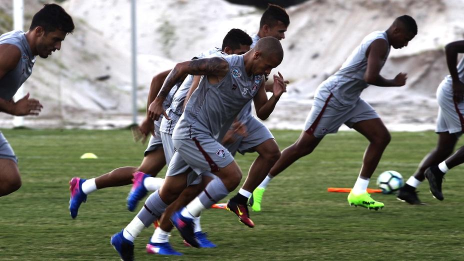 Após título da Taça GB, Flu se prepara para desafio em Criciúma