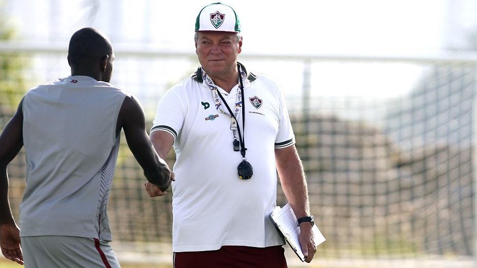 Fluminense muda foco e se prepara para decisão na Copa do Brasil
