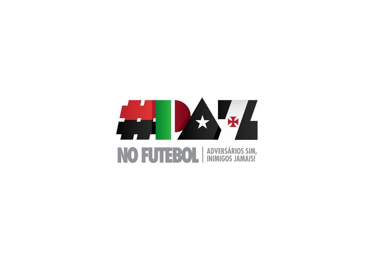 6bb7f629ae Clubes do Rio e Federação se unem pela paz nas finais do Estadual ...