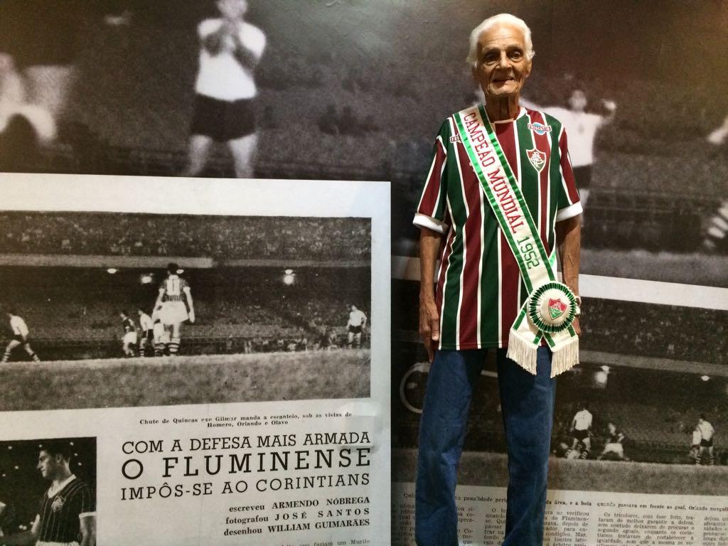 Sala de Troféus exibe material sobre o título da Copa Rio de 1952 ... c54c93af69370