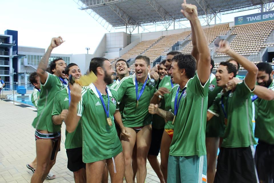 Fluminense é o grande vencedor do Brasil Open de Polo Aquático ... c6c9edbcdf4a7