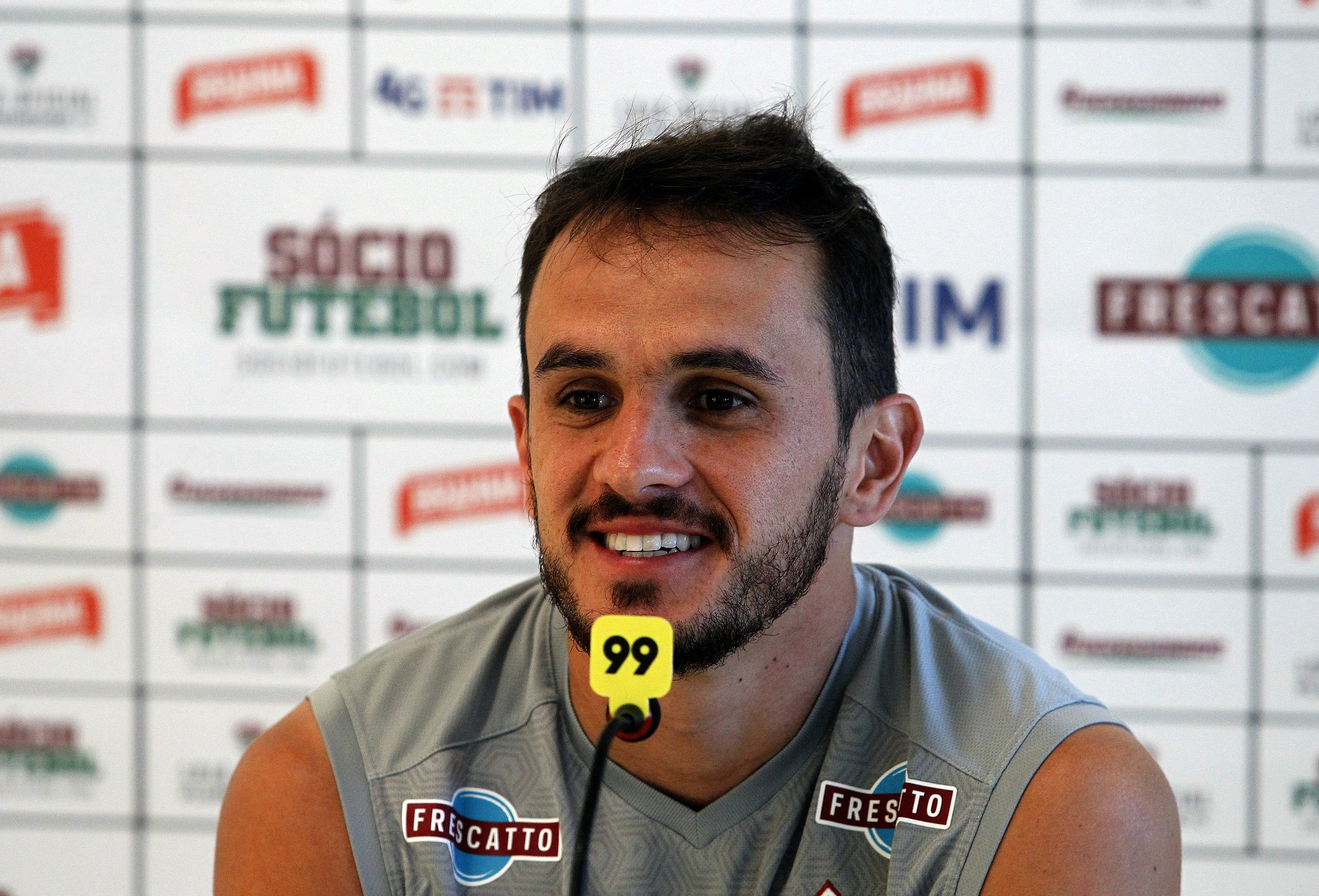Lucas exalta entrosamento com jovens da base do Flu — Fluminense ... d21e6014f8a6c