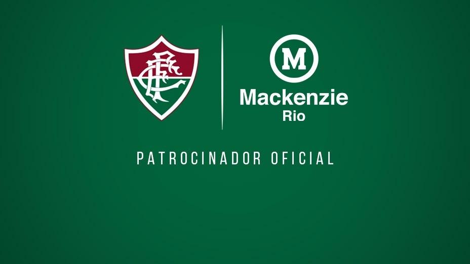 Fluminense anuncia Mackenzie como novo patrocinador oficial — Fluminense  Football Club 74e20b58416aa