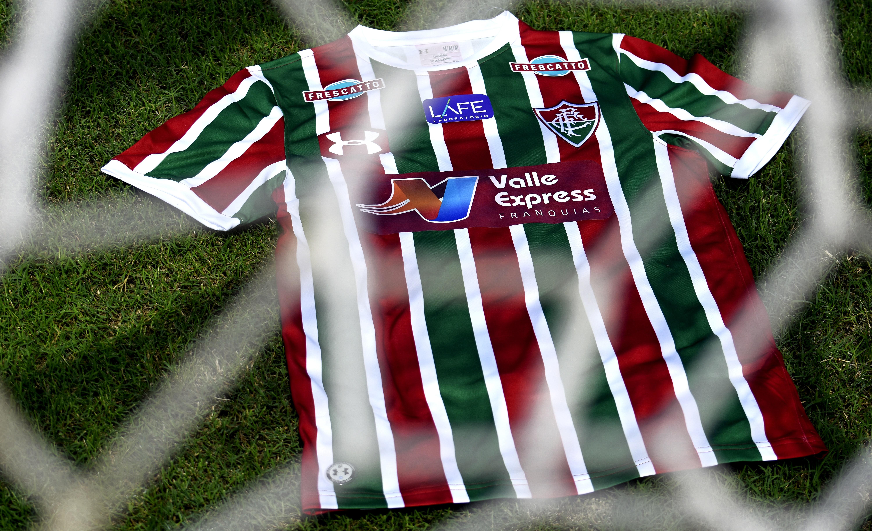 Fluminense anuncia Valle Express como patrocinadora Master ... 26ea4d8c5793c