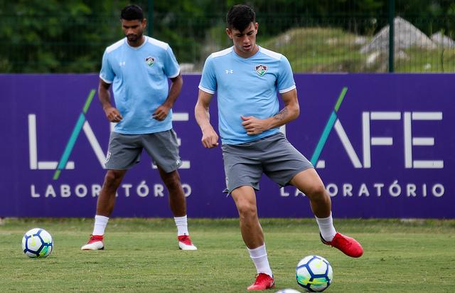 Fluminense: Em treino tático, Abel ajusta equipe para partida contra Salgueiro