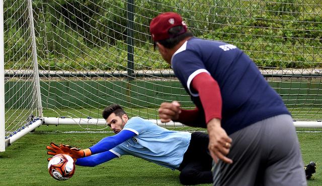 Fluminense faz treino físico de olho na sequência da temporada