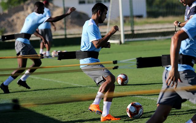Fluminense treina de olho nas semifinais da Taça Rio