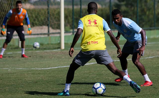 Fluminense: Elenco Tricolor volta ao trabalho de olho na Chapecoense