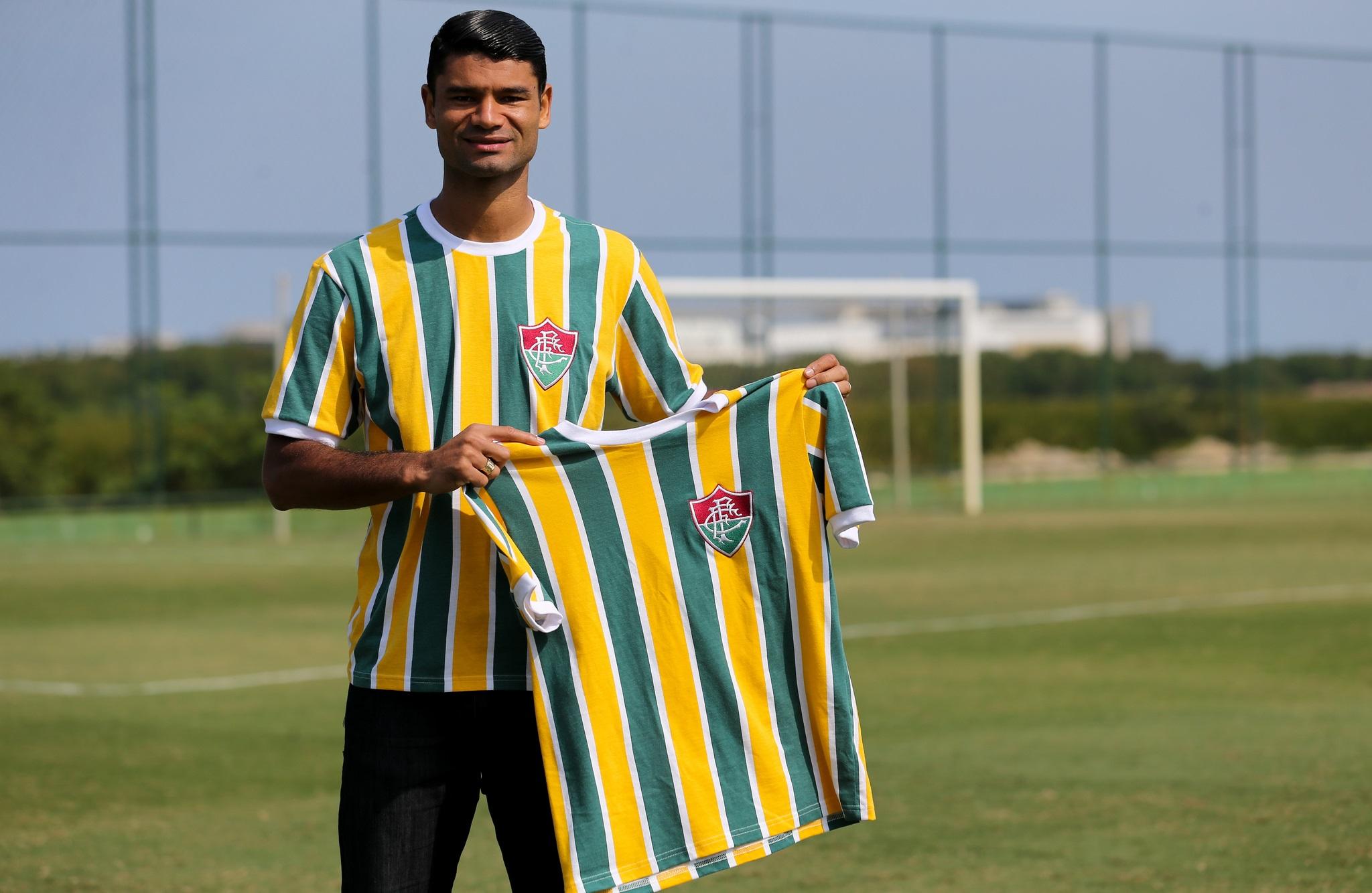 Fluminense lança camisa especial para a Copa do Mundo - EXPLOSÃO ... 66cae820e2a22