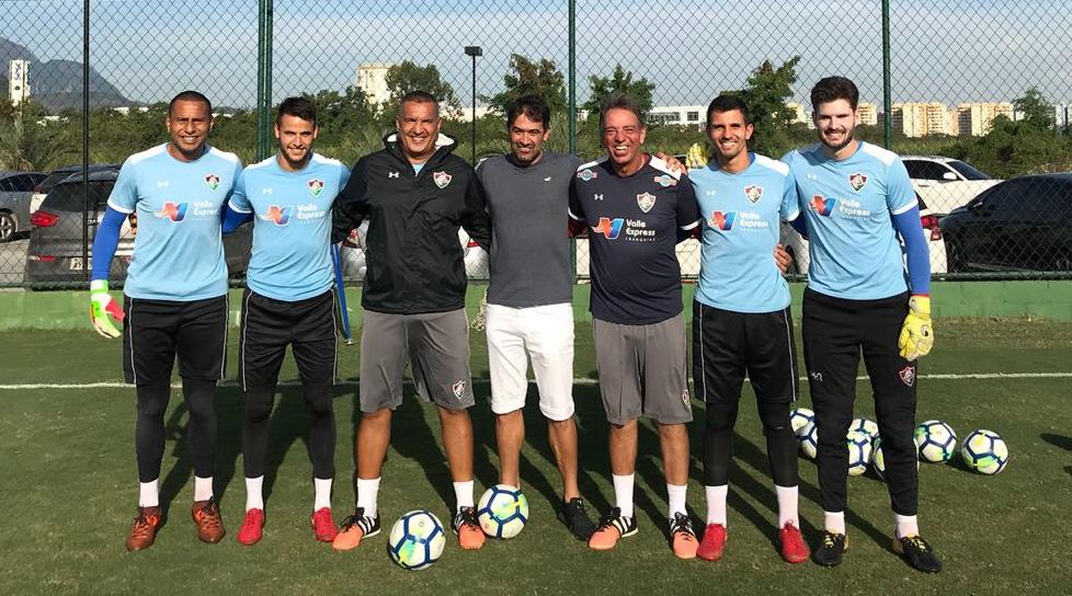 Fluminense se prepara para enfrentar o Santos