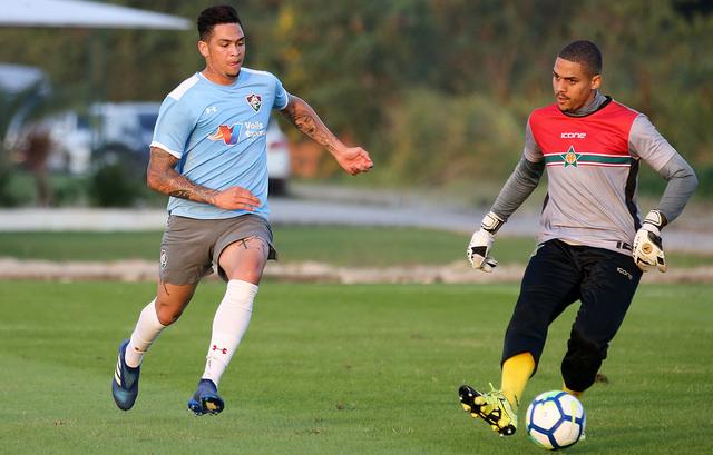 Para dar ritmo ao elenco, Fluminense disputa novo amistoso no CTPA