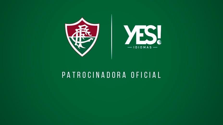 8e8772148ab4a Fluminense acerta com a Yes! Idiomas até o fim de 2018 — Fluminense  Football Club