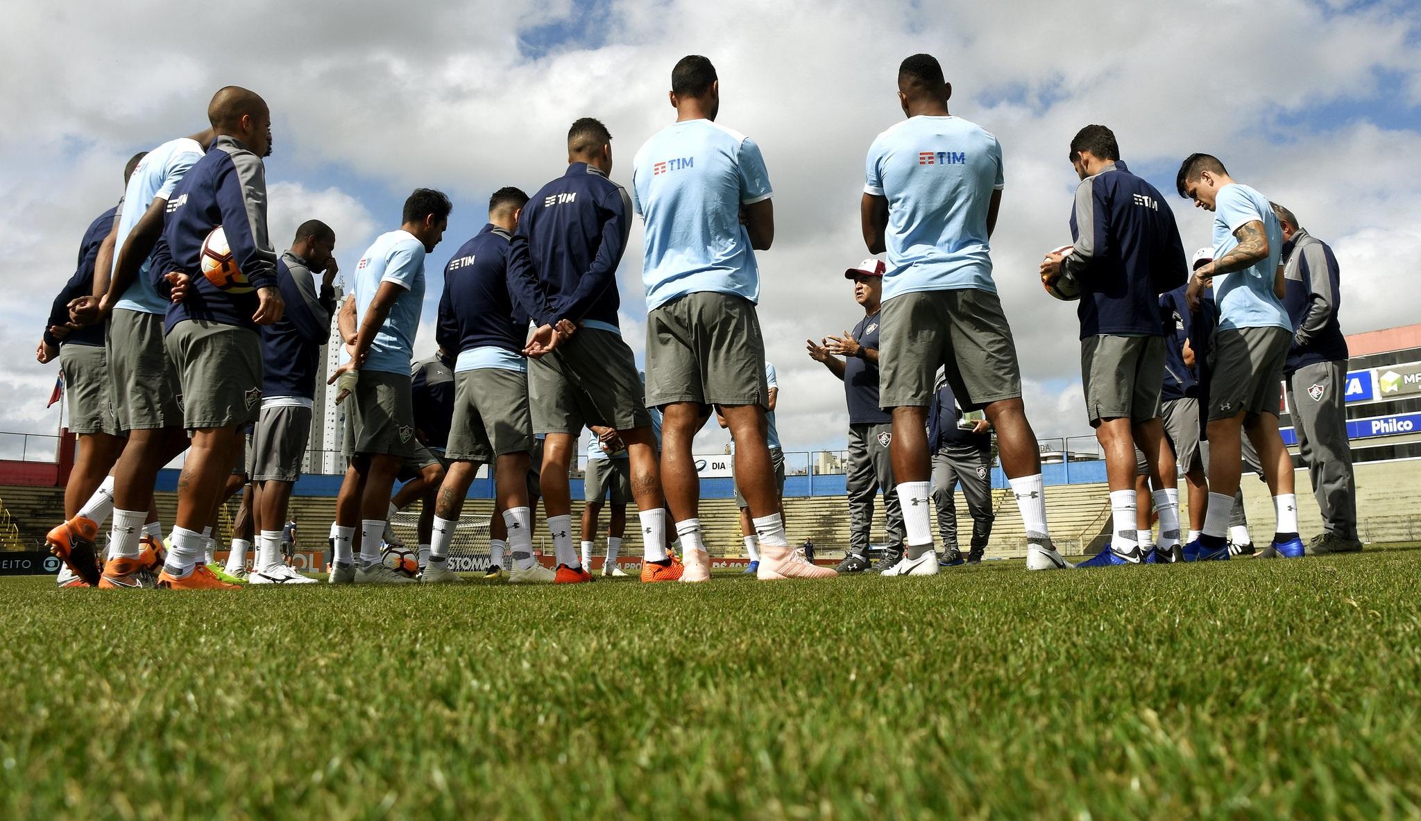 Fluminense: Tricolor faz últimos ajustes antes da semifinal da Sul-Americana