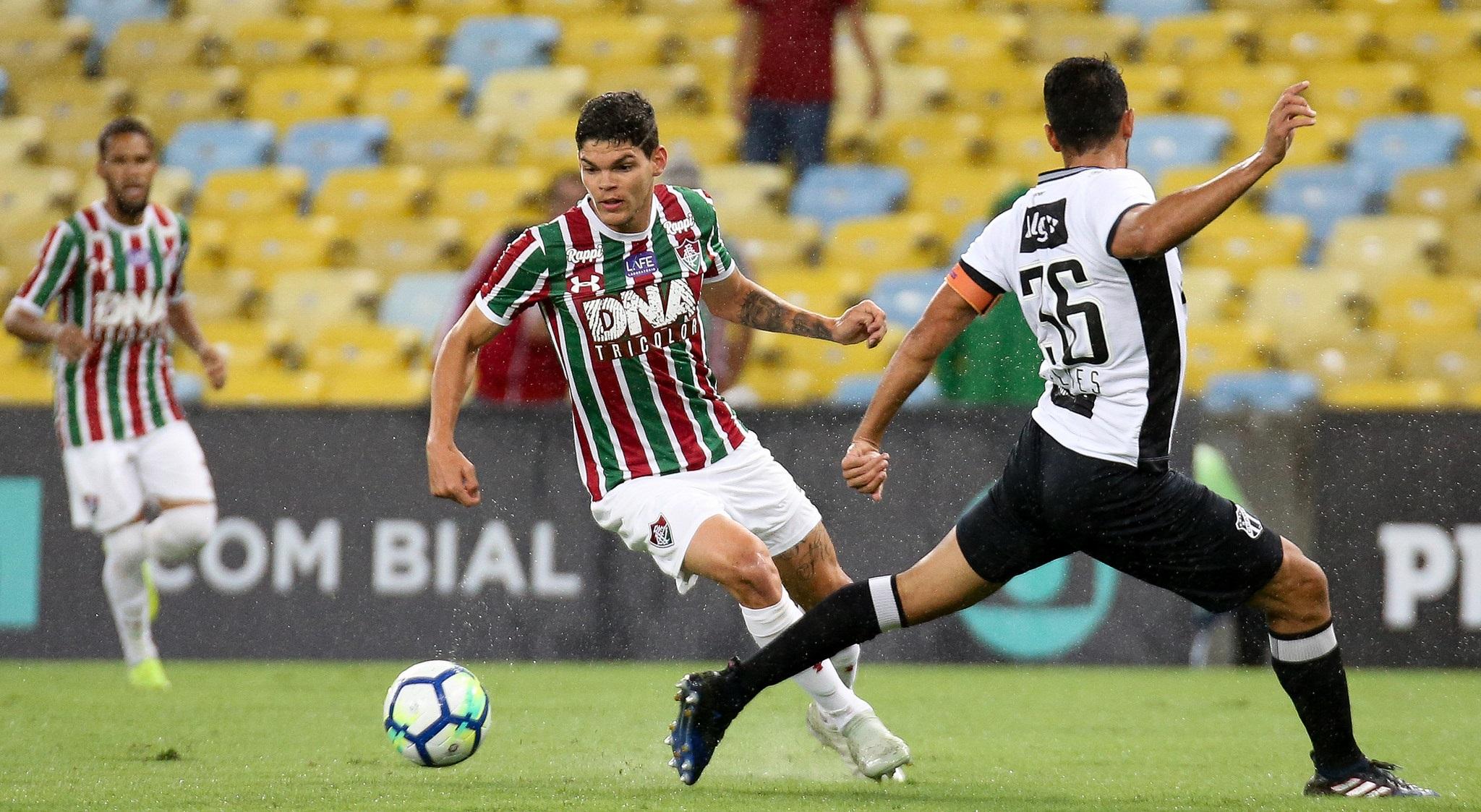 Fluminense e Ceará ficam no empate no Maracanã