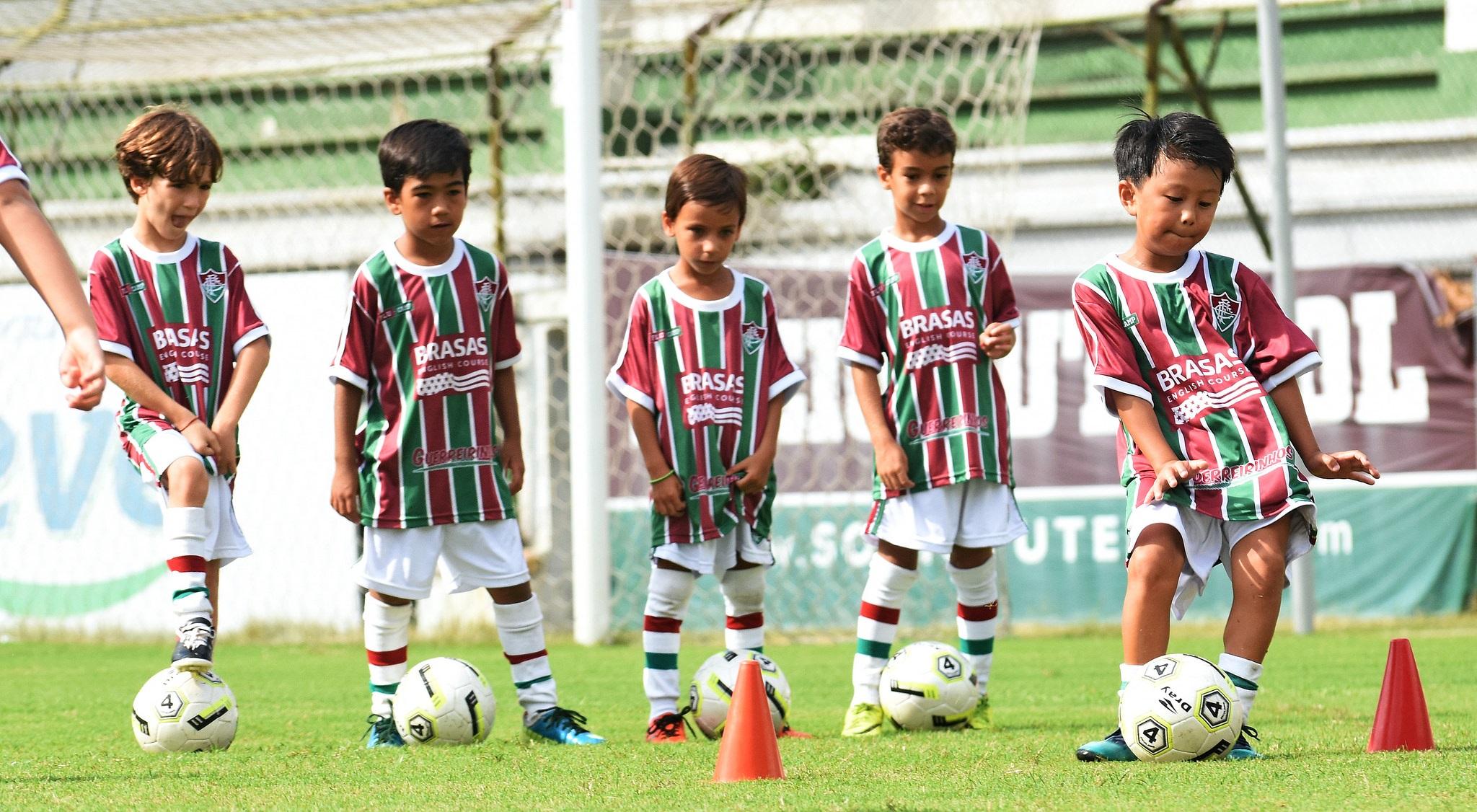 c31759c88870a Veja a programação completa do Flu Camp 2019 — Fluminense Football Club