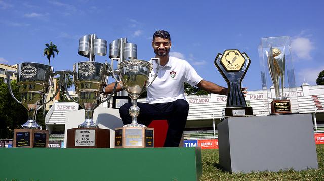 Zagueiro Gum não permanecerá no Fluminense