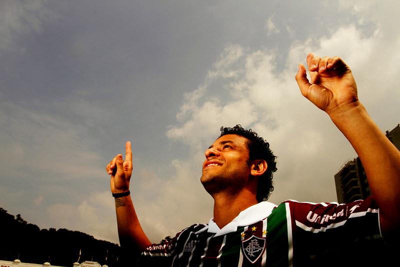 Fluminense acerta o retorno do ídolo Fred