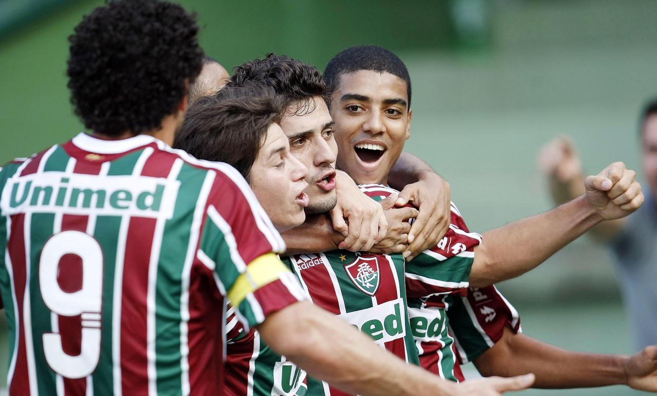 Fluminense teve uma das maiores arrancadas do segundo do Brasileirão