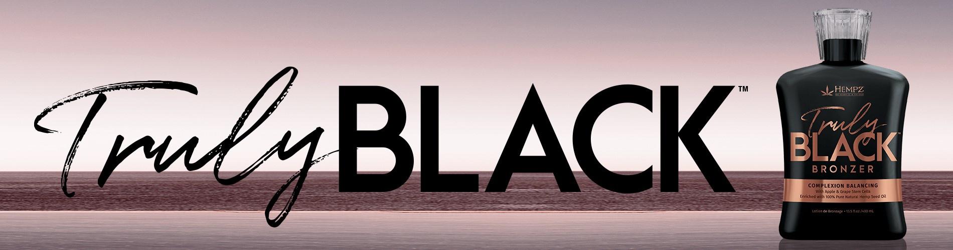 Truly Black