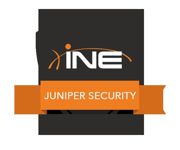 Juniper Security Certification Training – INE