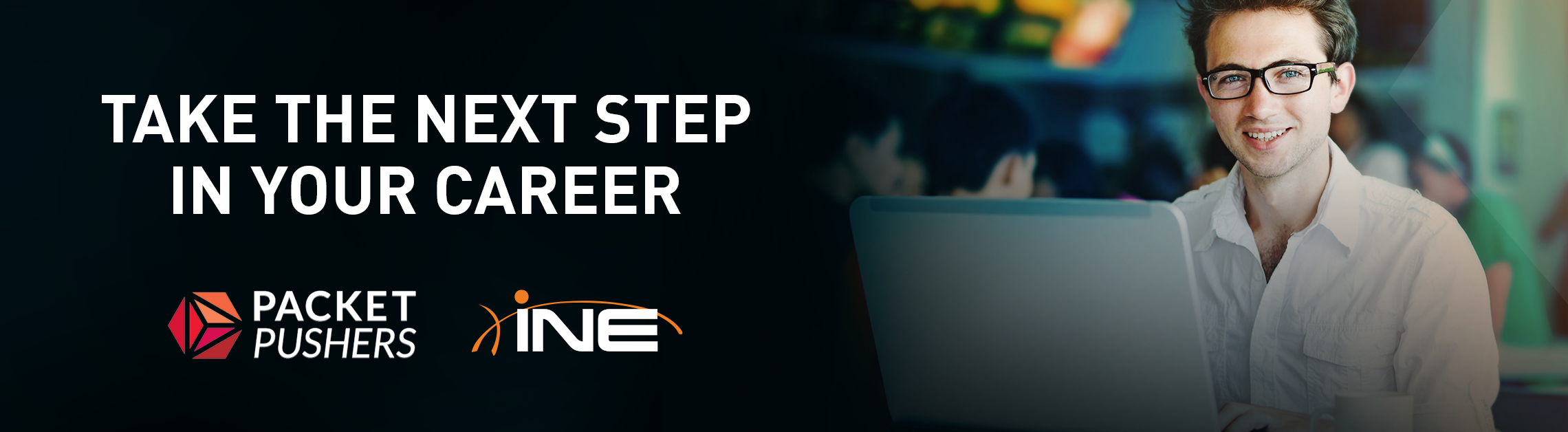 Welcome Packet Pushers! Take the next step in your career.