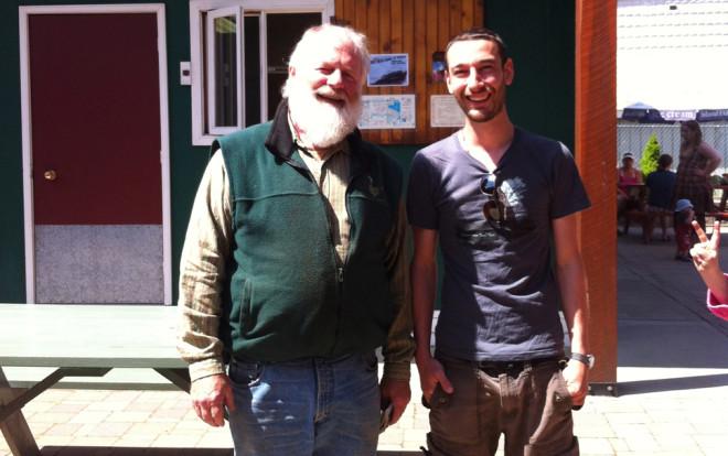 Joe Hawes meet Joe Hawes!
