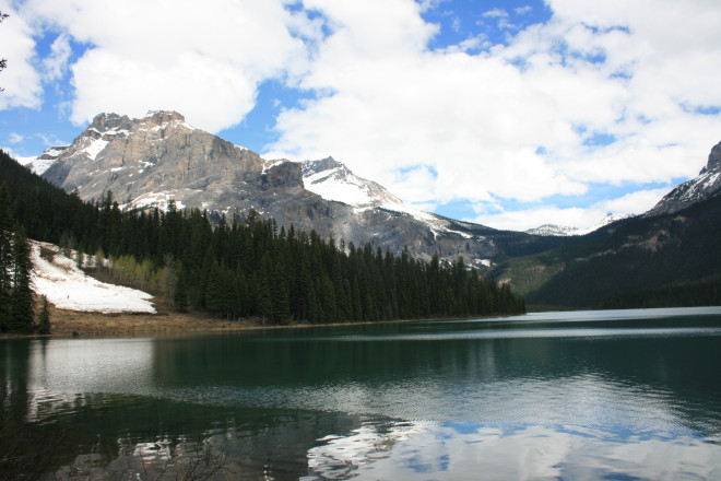 Sumit Lake, Yoho National Park