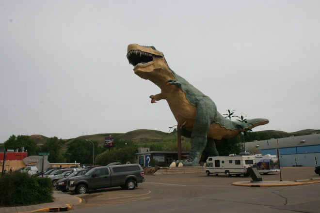 Dino crazy Drumheller