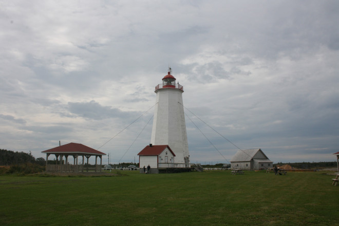 Miscou Island Lighthouse, NB