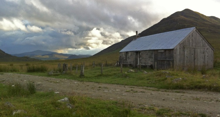 A Journal From The East Highland Way Walk