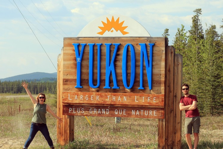 Back in the Yukon