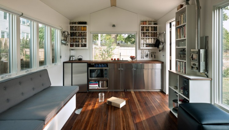 The Minim House, leading the way in tiny design