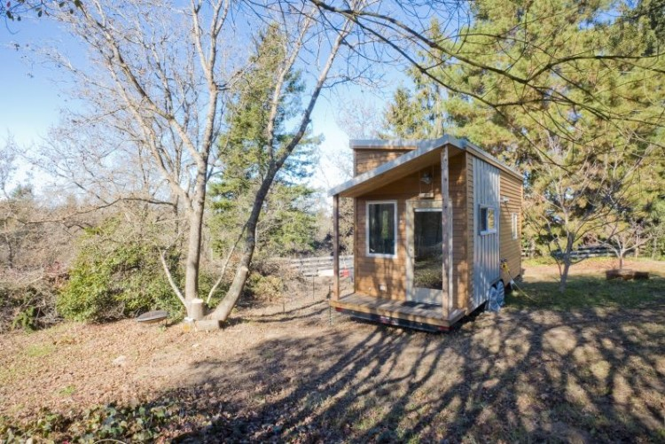My introduction to tiny houses