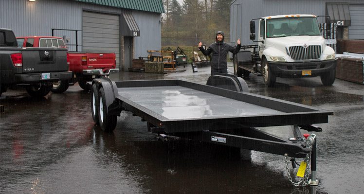 Importing A Trailer From the US Into Canada
