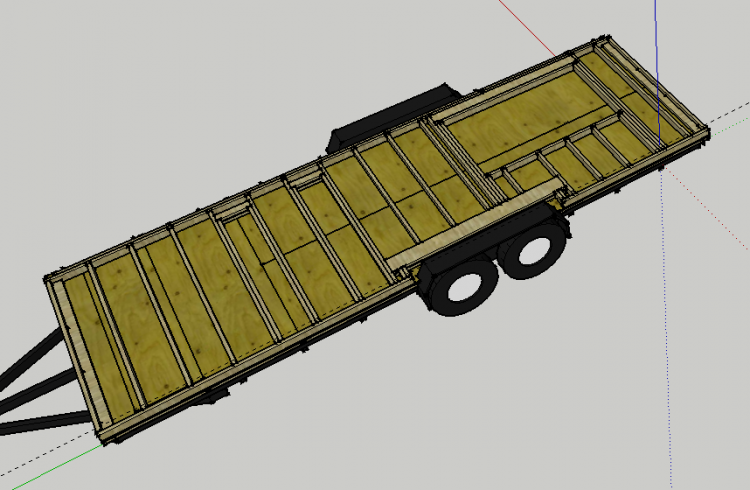 If SketchUp says it will fit, then it must be so