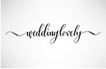 Wedding lovely