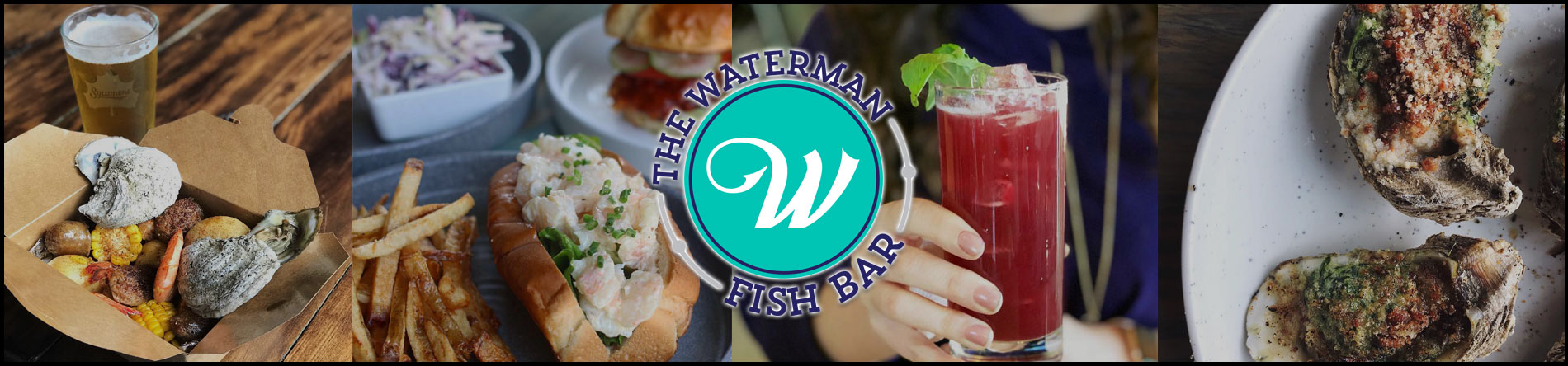 The Waterman Fish Bar is a Seafood Restaurant in Charlotte, NC