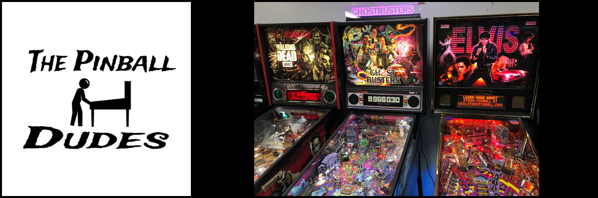 The Pinball Dudes is a Pinball Company in Jupiter, FL