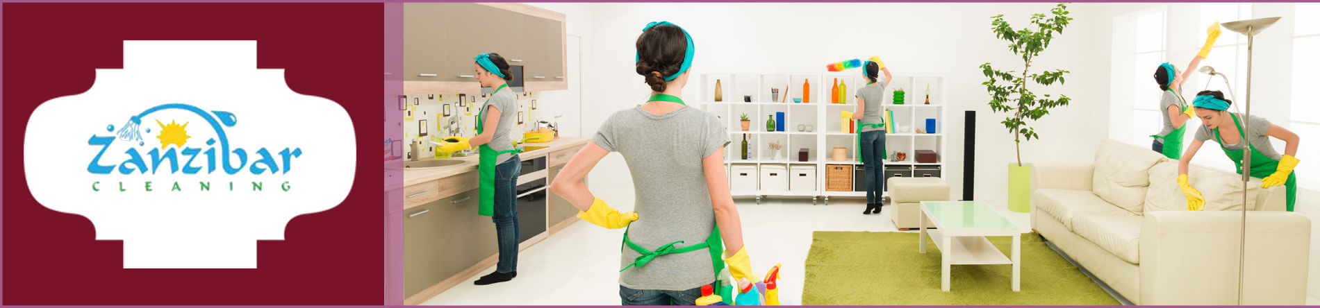 Zanzibar Cleaning Offers an House Cleaning Service in Lawrenceville, GA