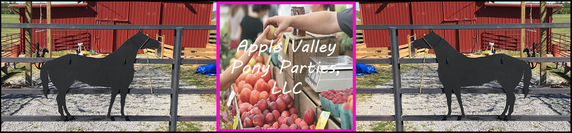 Apple Valley Pony Parties, LLC  is a Pony Party Service in Jonesborough, TN