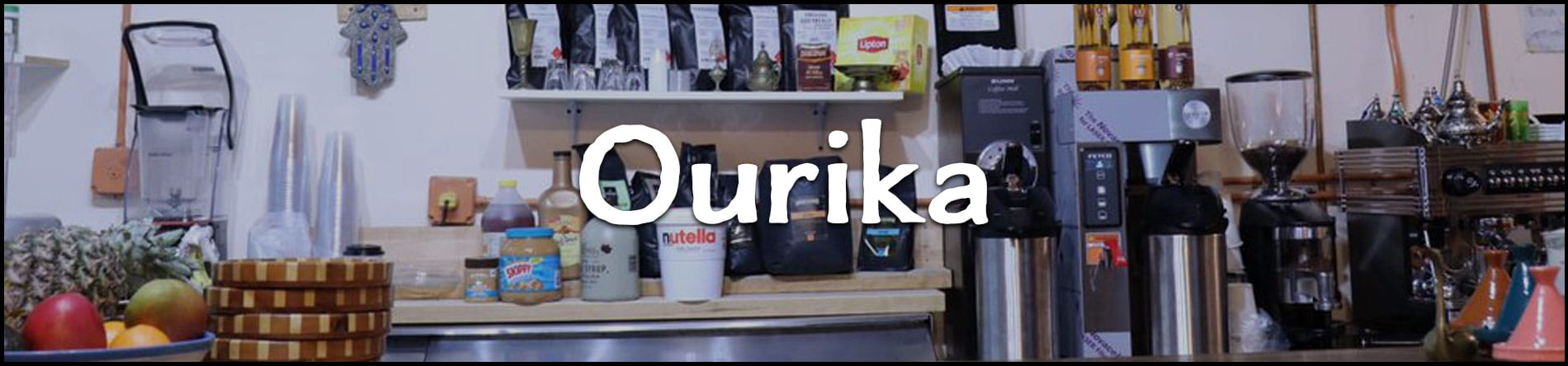 Ourika is a Cafe in New York, NY