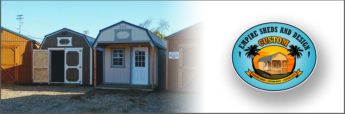 Empire Sheds and Design Designs Sheds in Modesto, CA