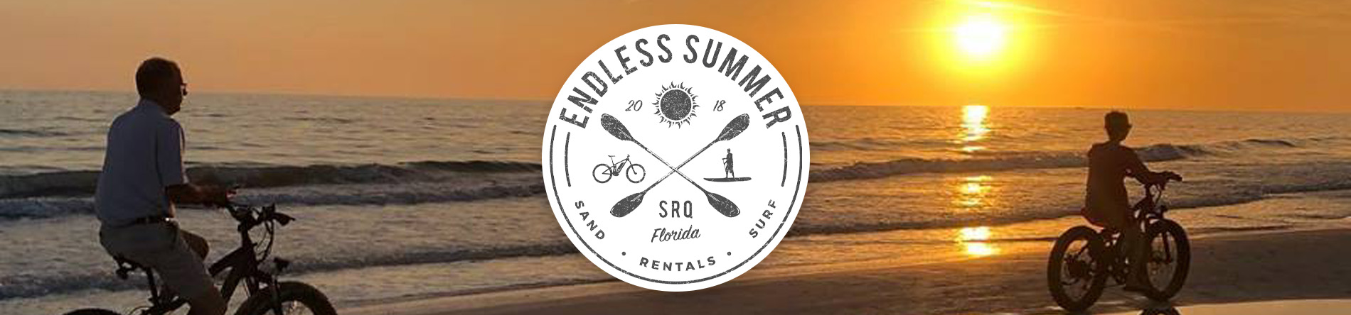 Endless Summer Eco Tours and Rentals is a Bike Rental Company in Sarasota, FL