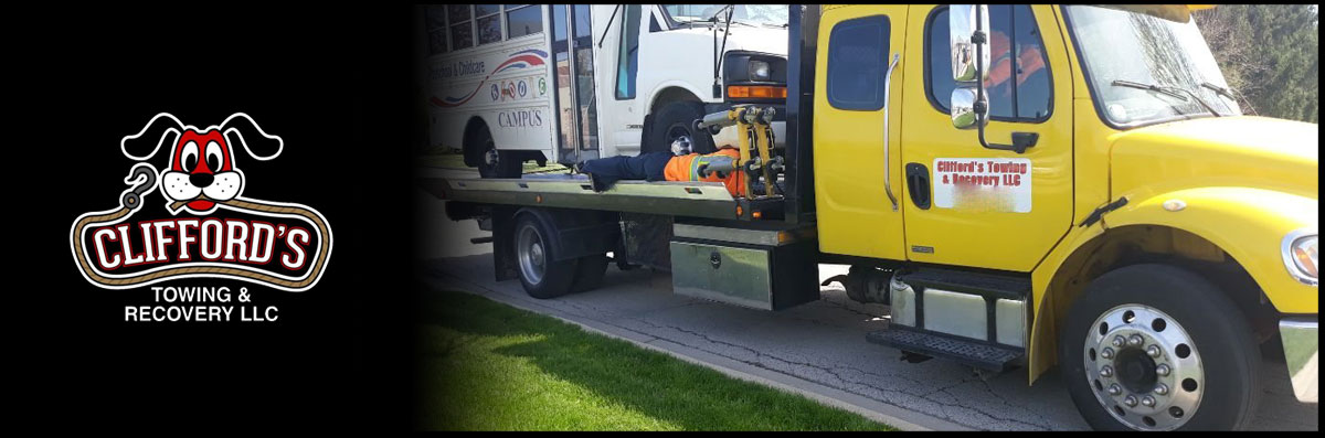 Clifford's Towing & Recovery LLC is a Mobile Mechanic in Montgomery, IL